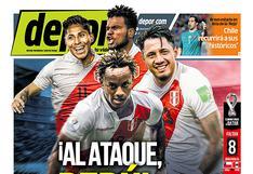¡Al ataque, Perú!