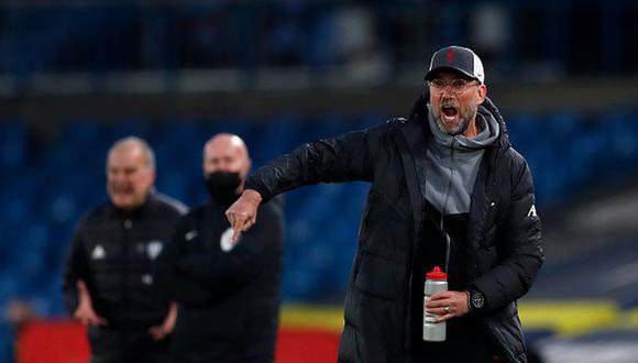 Jürgen Klopp ganó una Premier y Champions League con el Liverpool. (Getty)