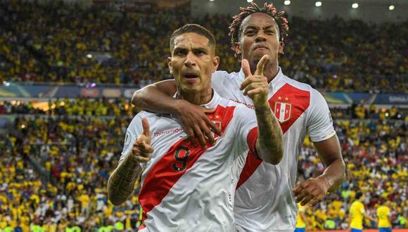 Perú debutará en la Copa América 2021 ante Qatar el 13 de junio. (Foto: AFP)