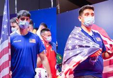 Sin ellos no sería posible: los hermanos Arredondo cayeron en primera fase del Mundial de Globos
