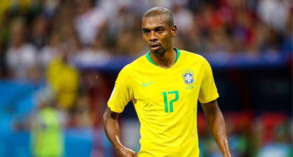 Fernandinho. (Getty Images)