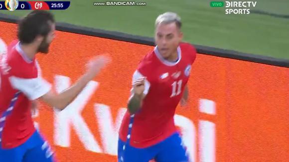 GOLES Chile vs. Uruguay (1-1): resumen, anotaciones e incidencias del duelo  por Copa América   FUTBOL-INTERNACIONAL   DEPOR