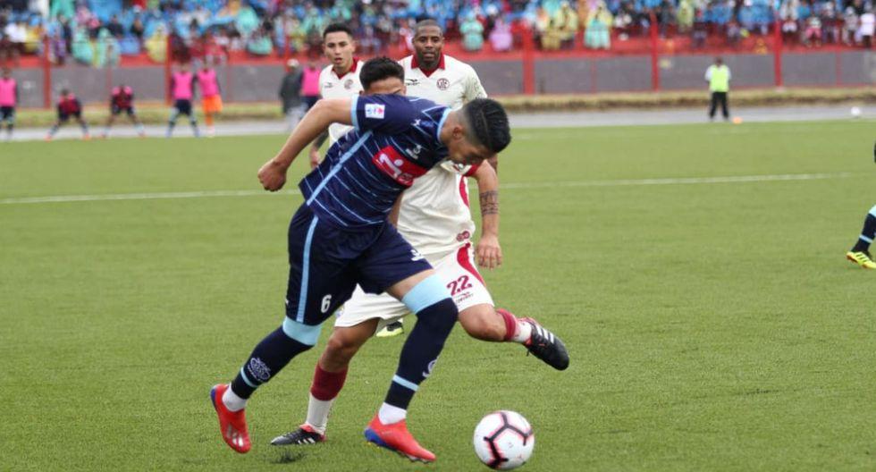 UTC vs. Real Garcilaso se enfrentaron por la fecha 15 del Torneo Apertura. (Foto: Luis Padilla)