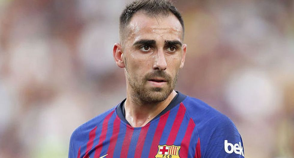 Paco Alcácer. (Getty Images)