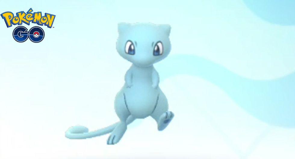 Pokemon Go Mew Shiny Revelado En El Codigo Del Juego Y Se Veria