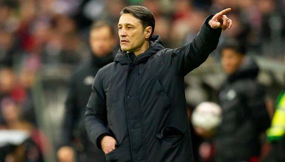 Niko Kovac llegó al Bayern en reemplazo de Jupp Heynckes. (Foto: Getty Images)