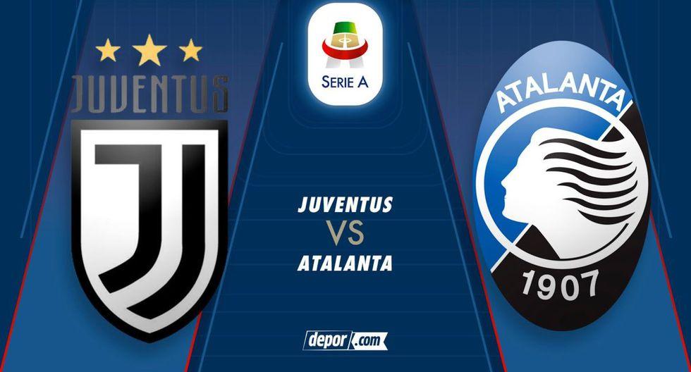 Con Cristiano Ronaldo Juventus vs Atalanta EN VIVO vía ESPN y RAI por la fecha 32 de Serie A de Italia