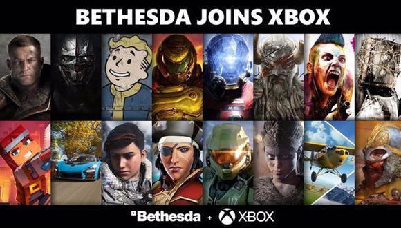 E3 2021: Bethesda también se suma al evento con una gran sorpresa. (Imagen: Microsoft)