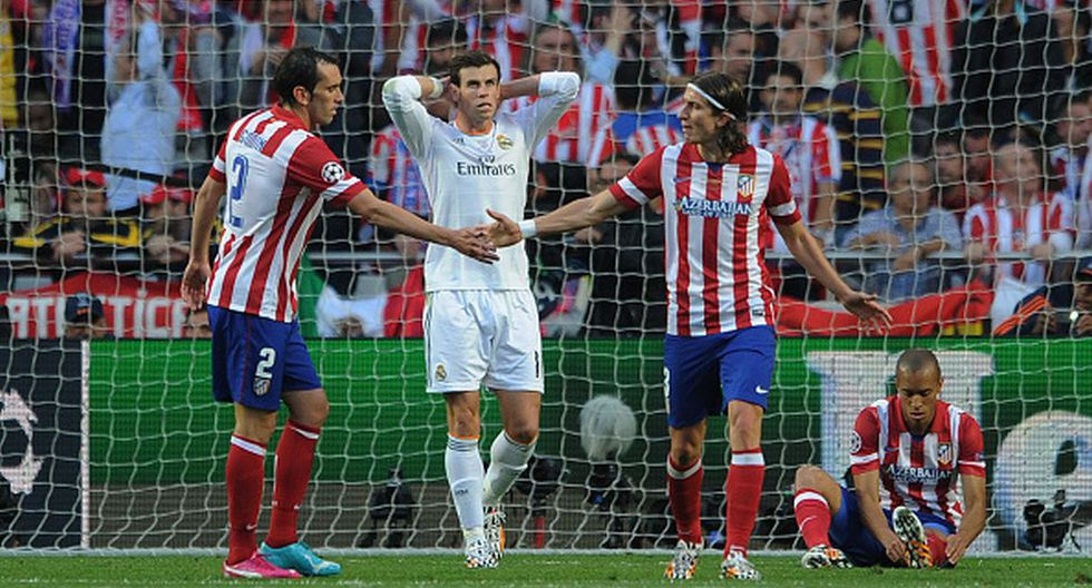 Real Madrid vs. Atlético | final de Champions League 2014. (Getty Images)