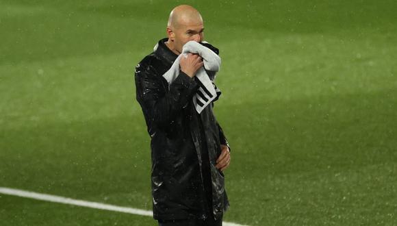 La palabra de Zinedine Zidane tras avanzar a las semifinales de la Champions League. (Foto: EFE)