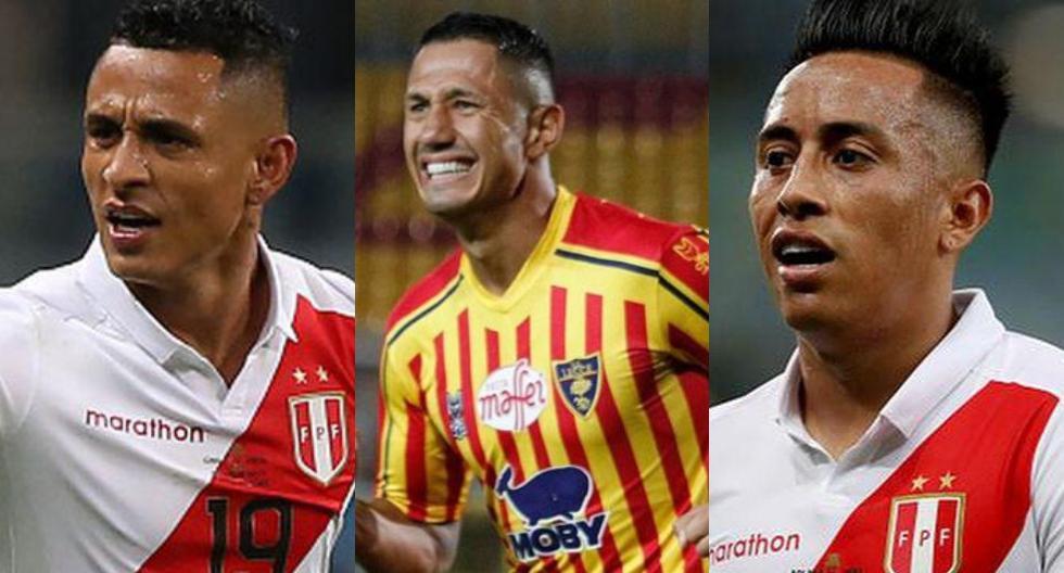 Los convocados de la Selección Peruana para los duelos con Chile y Argentina (Foto: GEC / Agencias)