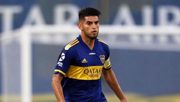 Zambrano jugó los 90 minutos en el Boca vs. Vélez. (Foto: Agencias)