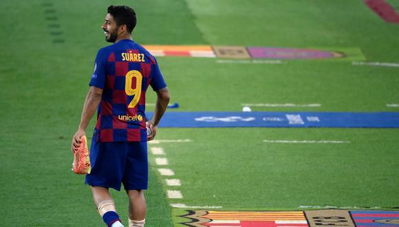 """Luis Suárez recordó sus últimos días en Barcelona: """"Iba a entrenar y me mandaban aparte porque no pertenecía a los 22 jugadores"""". (AFP)"""