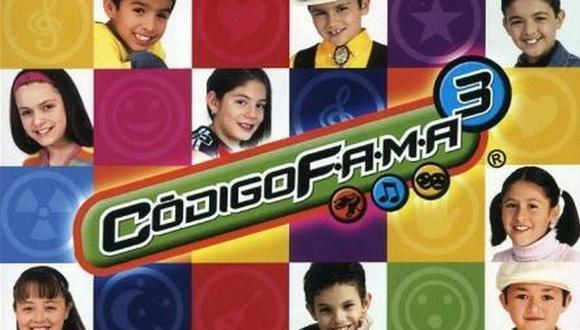 ''Código Fama'' se estrenó en el 2003, como un remake de ''Juguemos a Cantar'' (Foto: Código Fama / Facebook)
