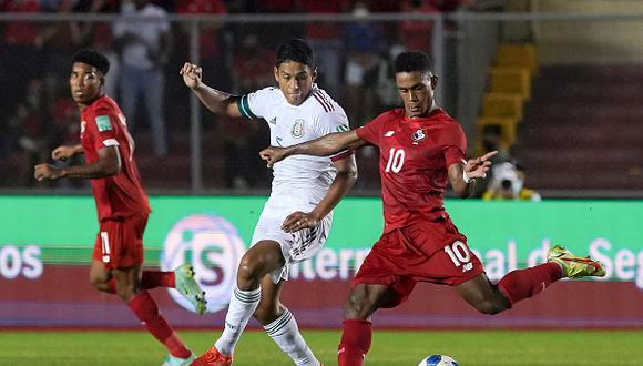 México vs. Panamá jugaron por las Eliminatorias a Qatar 2022 este miércoles (Foto: Getty Images).