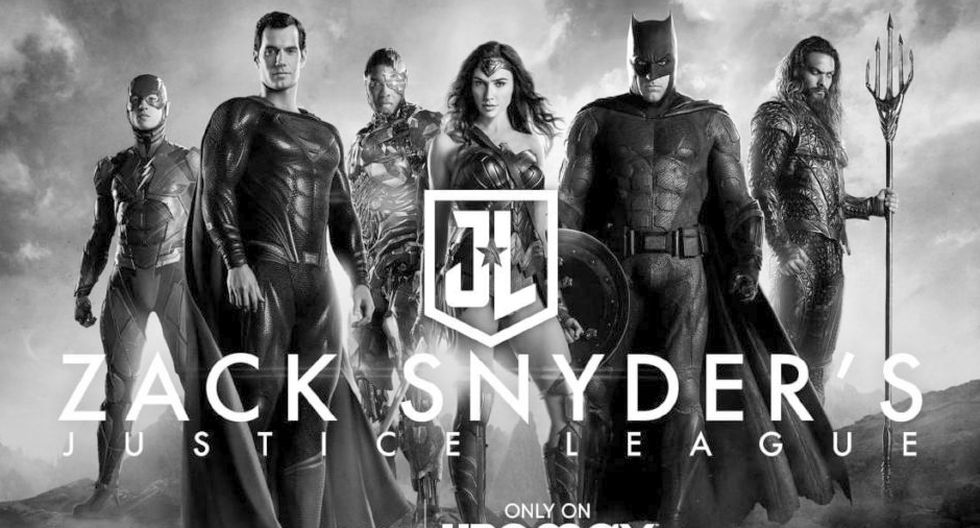 ¡Zack Snyder's Justice League es oficial! Se estrenará en el 2021 (Foto: HBO)