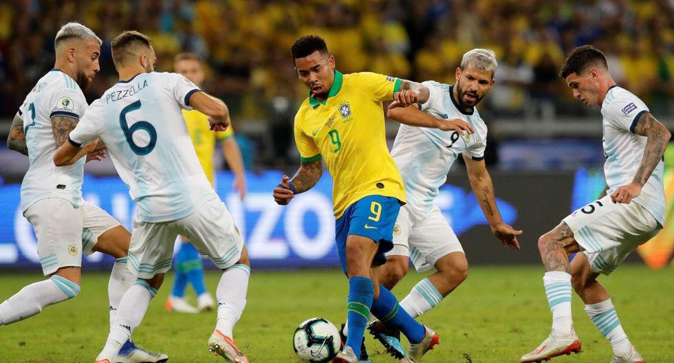 La opinión de Claudio vivas con respecto al duelo ente Argentina y Brasil por semifinales de la Copa América.