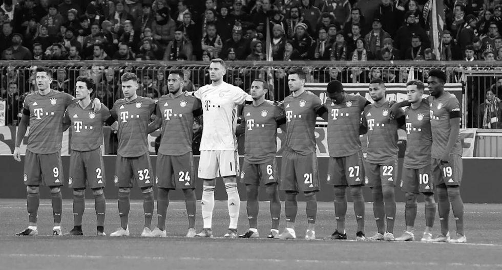 Bayern Munich lamentó la muerte de una niña en pleno partido ante Paderborn.
