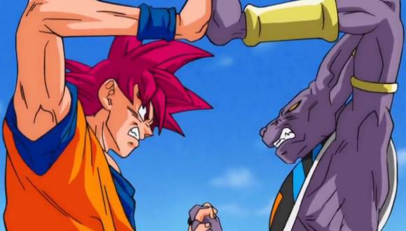 Dragon Ball Super: Goku sí está al nivel de los dioses según el capítulo 63 del manga (Foto: Toei Animation)