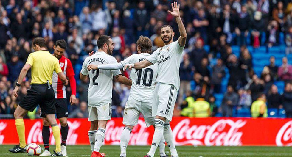 Real Madrid es el club más valioso de todo Europa. (Getty Images)