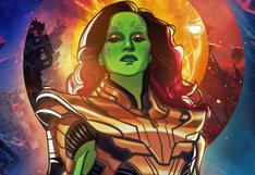 """""""What If...?"""": Gamora protagoniza el último póster de la serie de Marvel"""