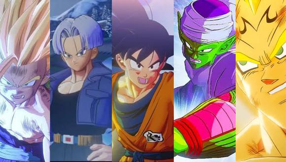Dragon Ball Z: Kakarot se estrena el 17 de enero para PC, PS4 y Xbox One. (Imagen: Dragon Ball Z: Kakarot)