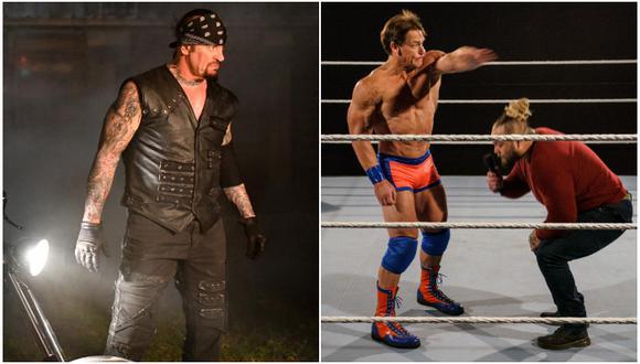 ¿Qué dijo The Undertaker sobre la la pelea entre John Cena y Bray Wyatt en Wrestlemania 36? (WWE)