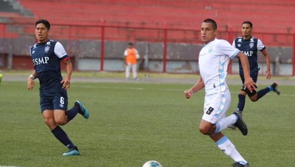 San Martín y Deportivo Llacuabamba se midieron por el Torneo Apertura. (Foto: Liga 1)