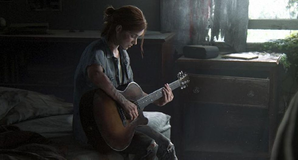 The Last of Us Part II: jugadores usan la guitarra virtual de Ellie para interpretar a Bob Marley, Metallica y más
