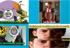 Un 'Clásico' aparte: los mejores memes del América vs. Chivas por el Apertura 2021 [FOTOS]