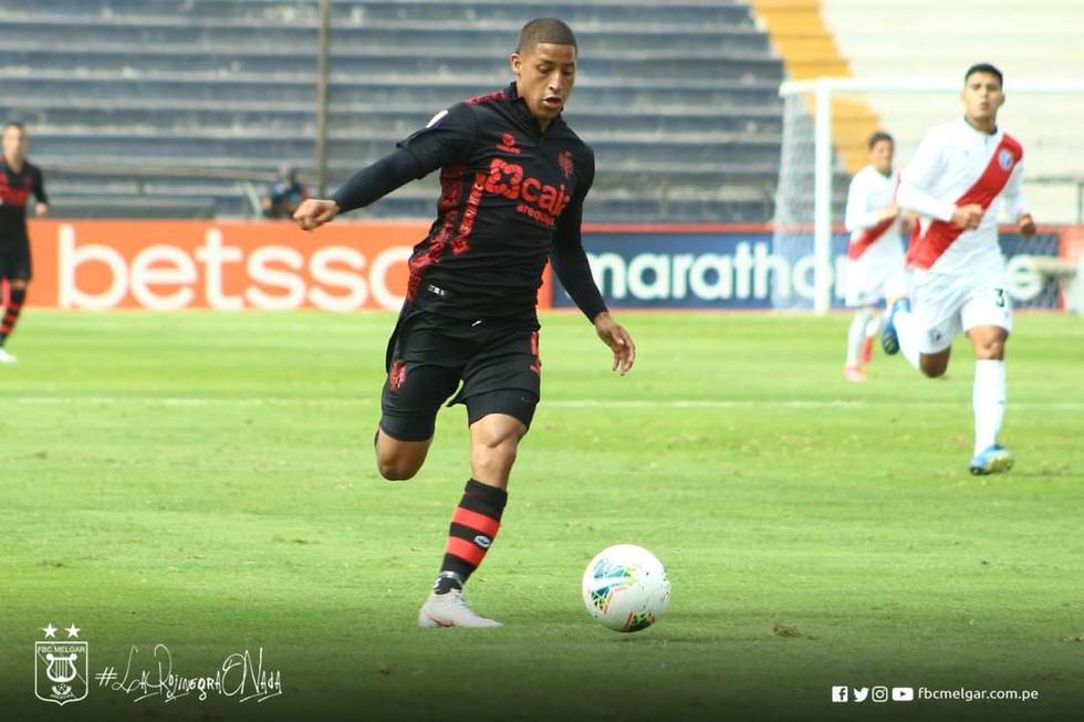 Jordan Guivin - Cienciano (photo: GEC / Liga 1)