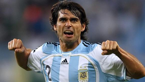 Roberto Fabián Ayala se retiró del fútbol el 2010 con camiseta de Racing. (Foto: AFP)