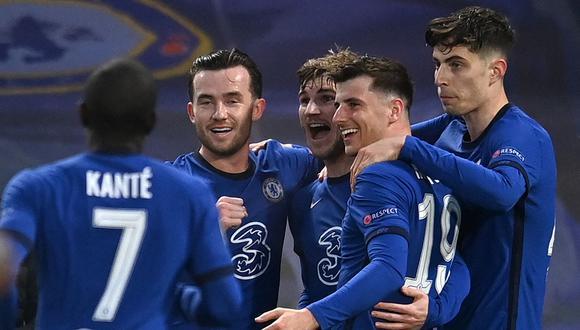 El partido entre Madrid vs Chelsea se juega en Stamford Bridge. Aquí te damos a conocer cómo y dónde ver el partido de fútbol en vivo. (Foto: AFP)