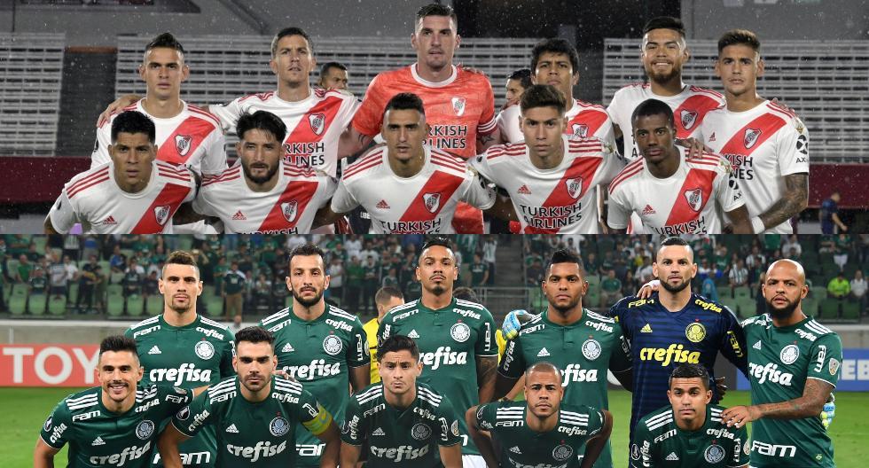River Plate vs. Palmeiras: alineaciones del partido (Foto: Agencias)
