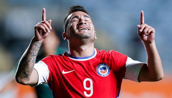 Chile venció a Bolivia con goles de Jiménez y Meneses en El Teniente de Rancagua. (Foto: Getty)