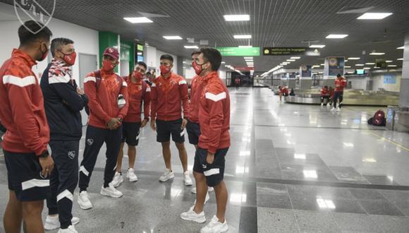 Independiente jugará este martes ante Bahía por la Copa Sudamericana. (Twitter)