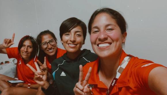Las atletas peruanas fueron parte de Tokio 2020. (Foto: captura de pantalla - Instagram)