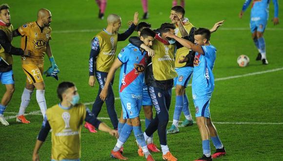 Arsenal clasificó a los 8vos de final de la Copa Sudamericana tras terminar en el primer lugar del Grupo C. (Foto: Agencias)