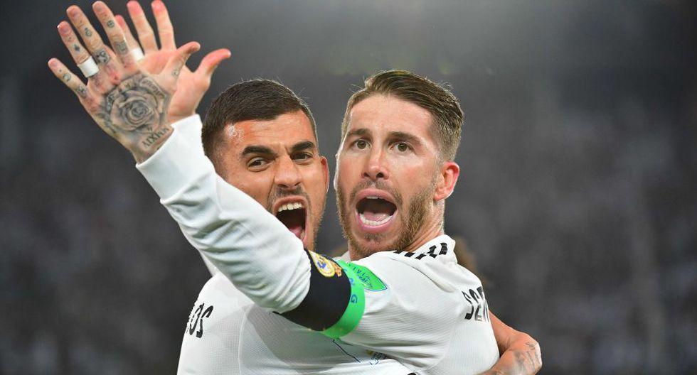 Sergio Ramos no estaría de acuerdo con la vuelta de Mourinho al Real Madrid en 2019. (AFP)