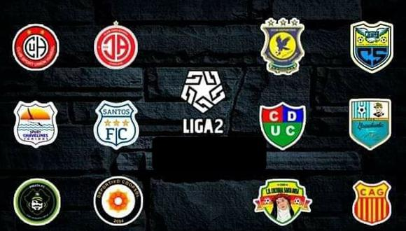 Se sorteó el fixture de la Liga 2. (Foto: Facebook)