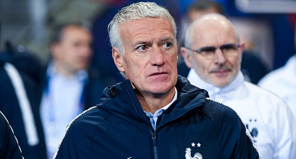 La motivación de un campeón: la imperdible charla de Didier Deschamps a sus jugadores en el vestuario. (Getty/scespn)