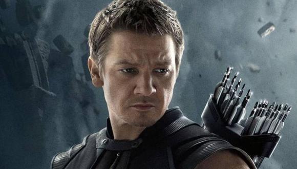 Hawkeye es caracterizado por Jeremy Renner (Marvel)