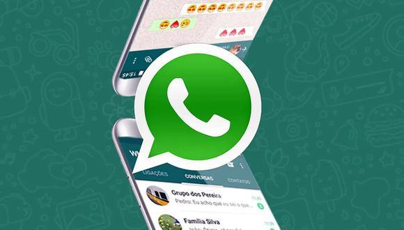 ¿No sabías que puedes tener dos WhatsApp en un mismo celular? Conoce cómo hacerlo. (Foto: WhatsApp)