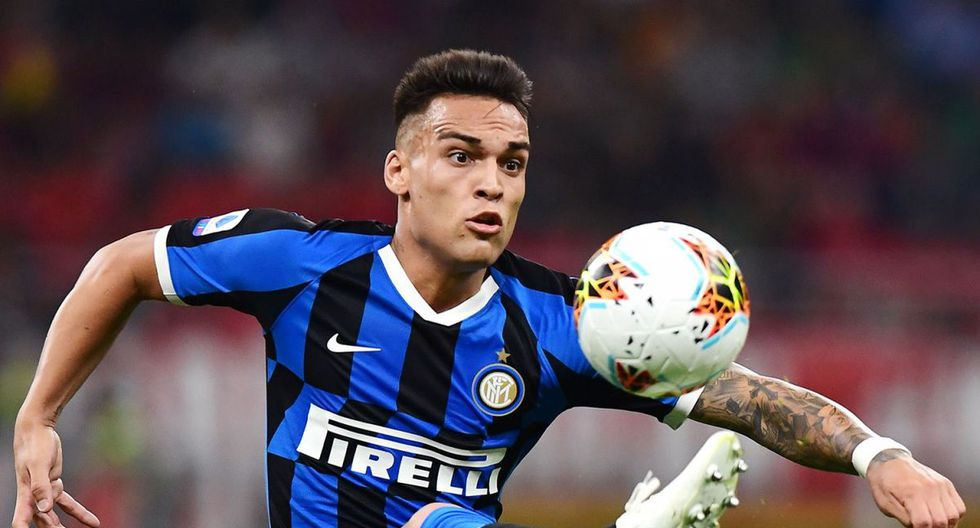 Lautaro Martínez. (Getty Images)