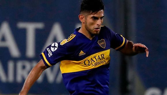 Carlos Zambrano llegó a Boca Juniors en enero del 2020. (Foto: Boca Juniors)