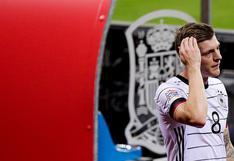 """""""Volvió a desaparecer"""": en Alemania continúan los 'dardos' contra Toni Kroos"""