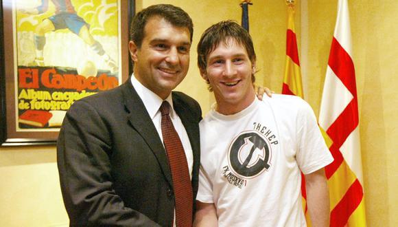 Joan Laporta volvió 11 años después a la presidencia del Barcelona. (Foto: AFP)AFP PHOTO FCBARCELONA.COM (Photo by FCBARCELONA.COM / FCBARCELONA.COM / AFP)