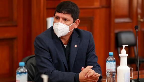 Lozano se reunió con presidenta de la PCM (Foto: PCM)