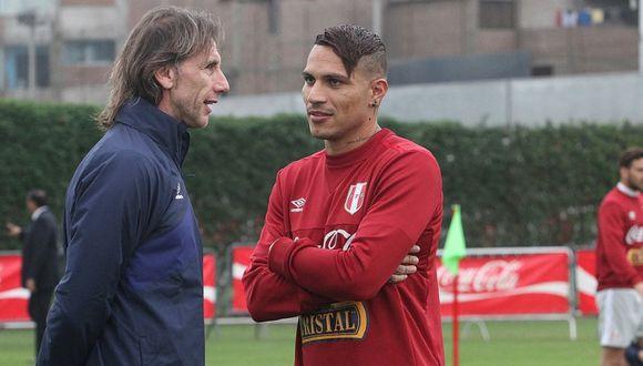 Paolo Guerrero llamó a Gareca pero en Inter no son optimistas. (GEC)