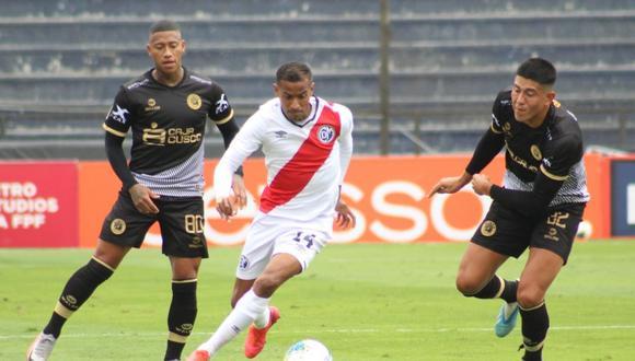 Cusco FC y Deportivo Municipal se midieron por la Fecha 18 de la Fase 1. (Foto: Liga 1)